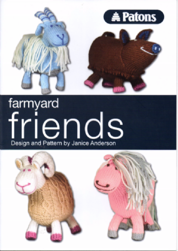 Patons Farmyard Friends